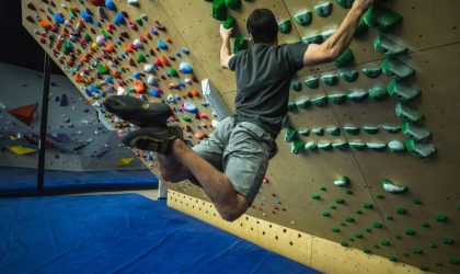 Advanced Climbing Training