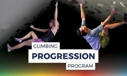 Climbing Progression Program