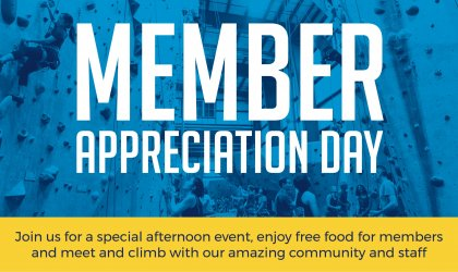 Fall Member Appreciation Nights